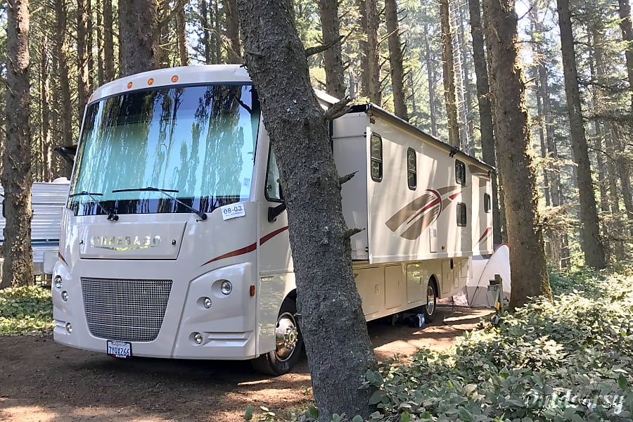 Glamping on a Winnebago Torrance, California