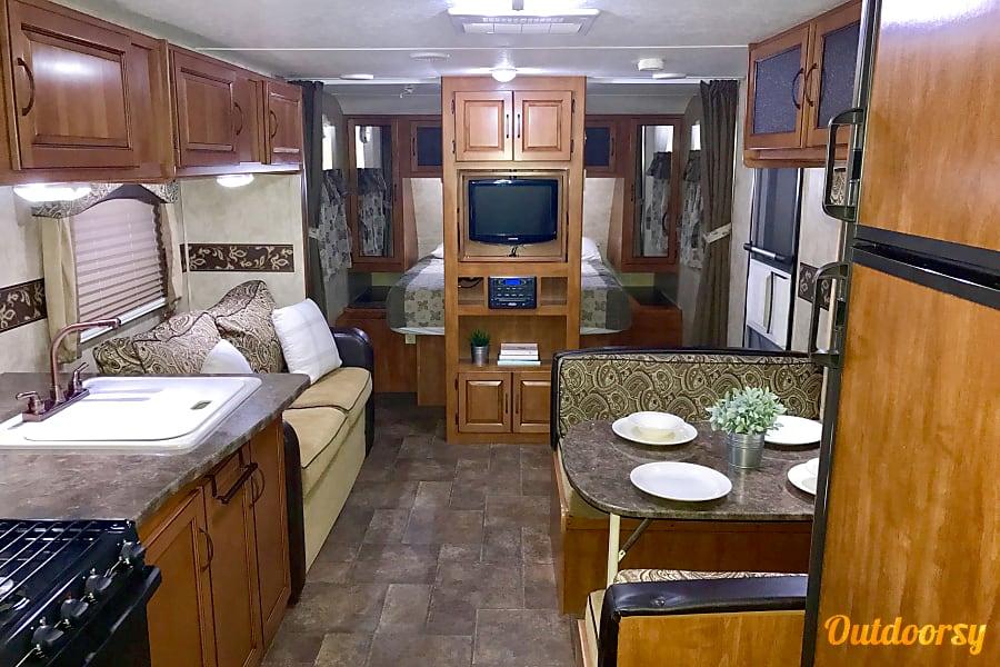 interior The Good Life Clayton, California