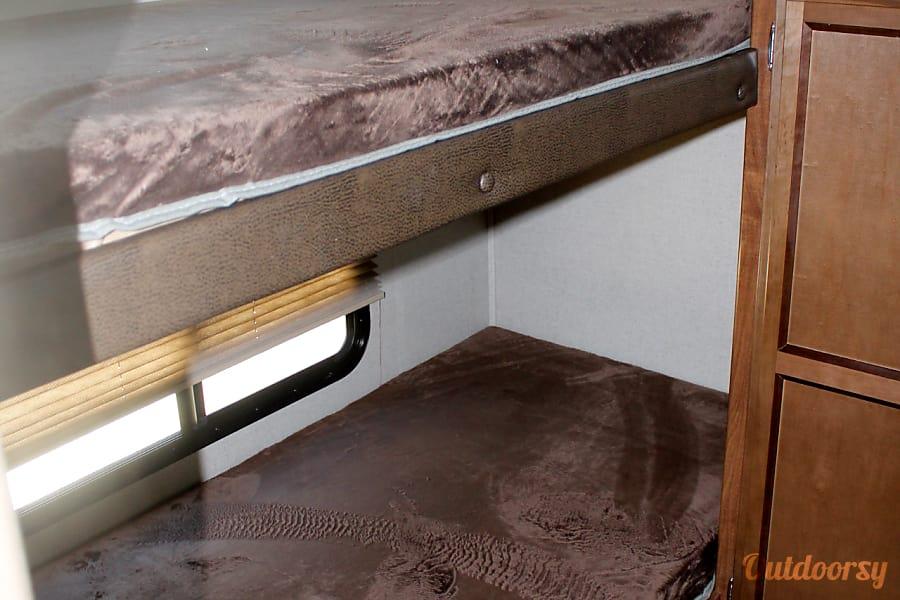 interior 2018 Coachmen Freedom Express 29 Select Edition Buda, TX