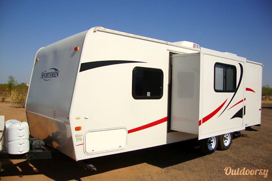 2012 KZ Sportsmen 242 SBHSS Bunkhouse Mesa, AZ