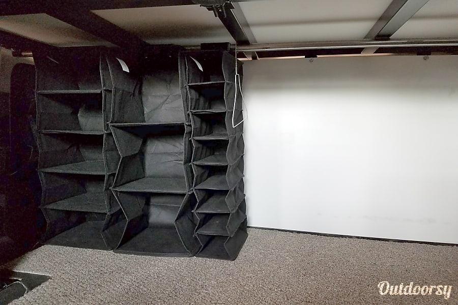 Medium - 2015_1 - Boise Boise, ID Storage Cubbies under the bed.