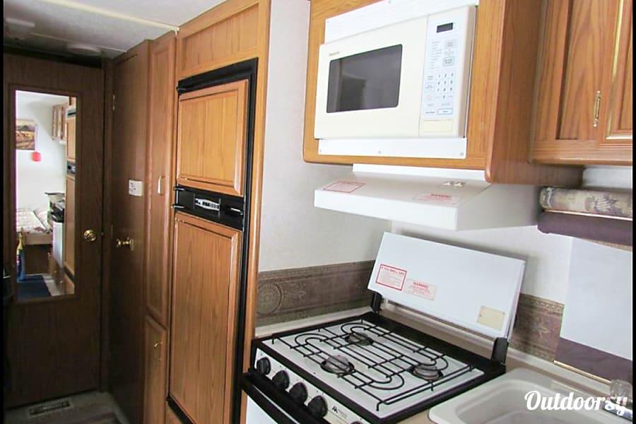 2000 Spacious Clean Jayco bunk trailer Racine, Wisconsin