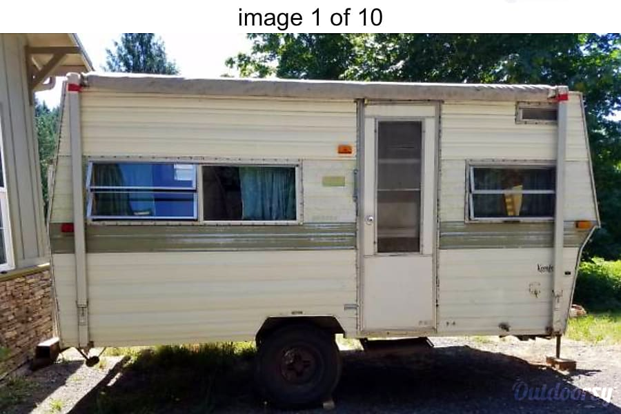 1970 Komfort Komfort Motor Home Toy Hauler Rental In