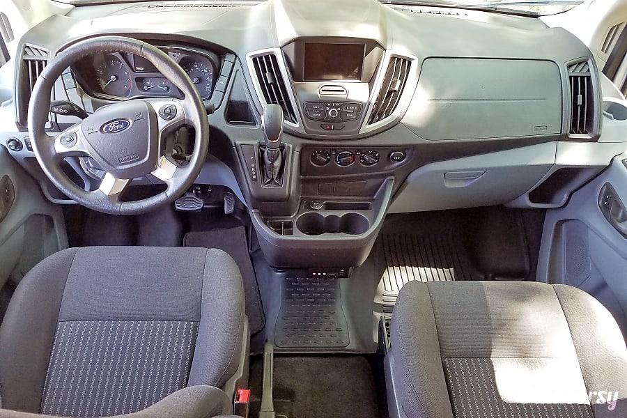interior Medium - Silverstar Midroof_2 - Boise Boise, ID