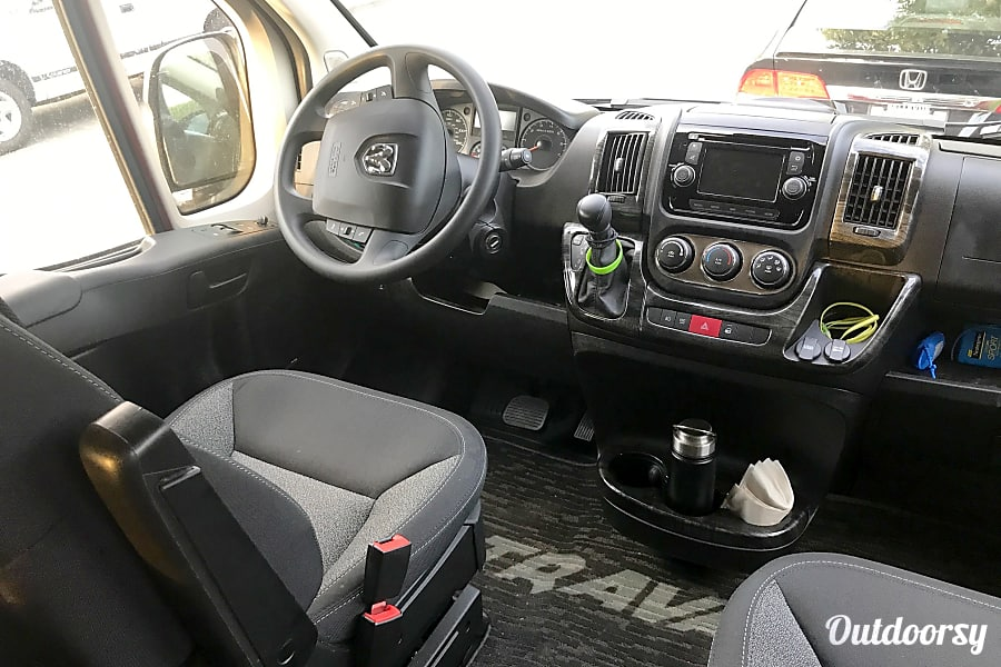 2018 Winnebago Travato 59K Seattle, WA