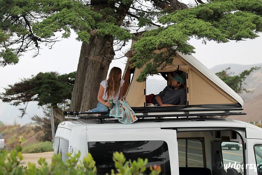 exterior 2016 Ford Transit Ventura, CA