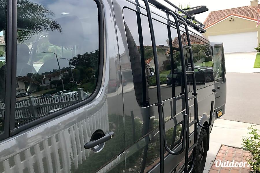 Mercedes Sprinter 4x4 Adventure Van Encinitas, California