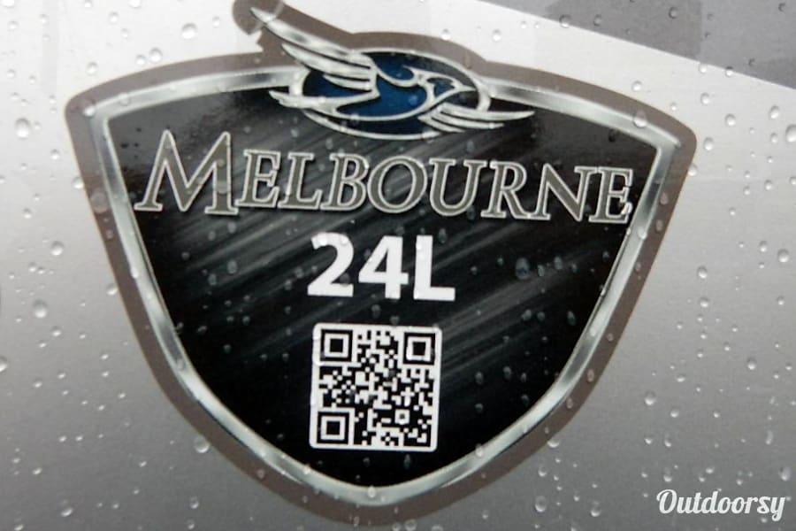 2018 Mercedes Benz Melbourne 24L Turbo Diesel 20 MPG! RV 3 Sleeps 5 Martinez, California