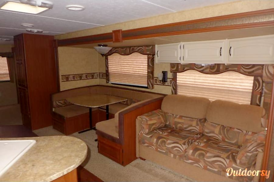 interior 2011 Keystone Outback Fort Carson, CO