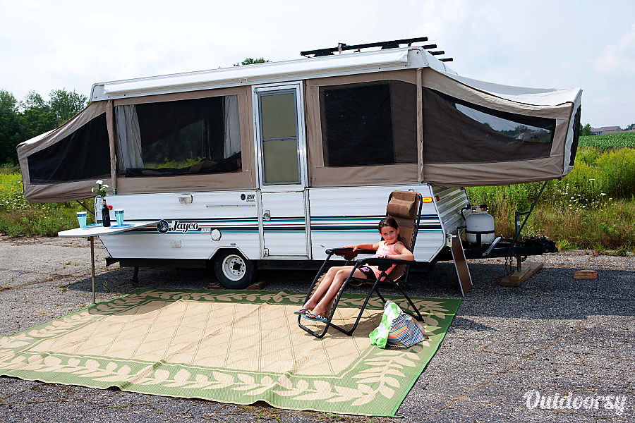 Jayco Pop-Up - WMi19 Wayland, MI
