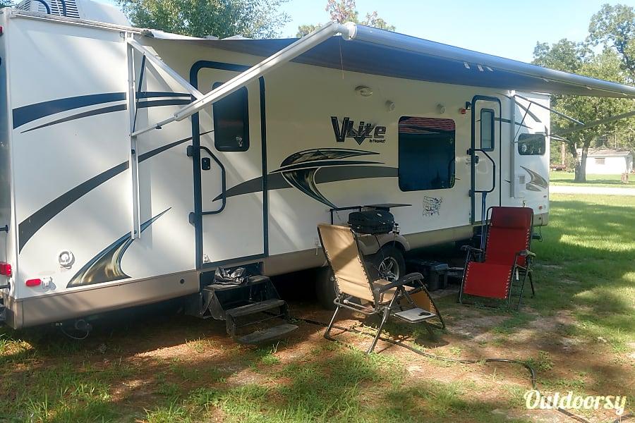 exterior 2015 Forest River V-Lite Brooksville, FL