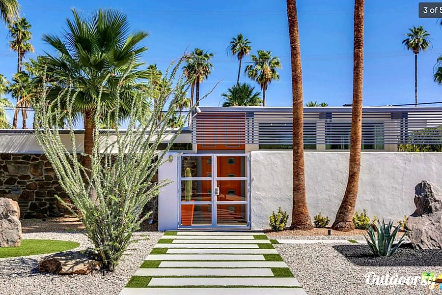 2017 Palm Springs Vacation Home Palm Springs, California
