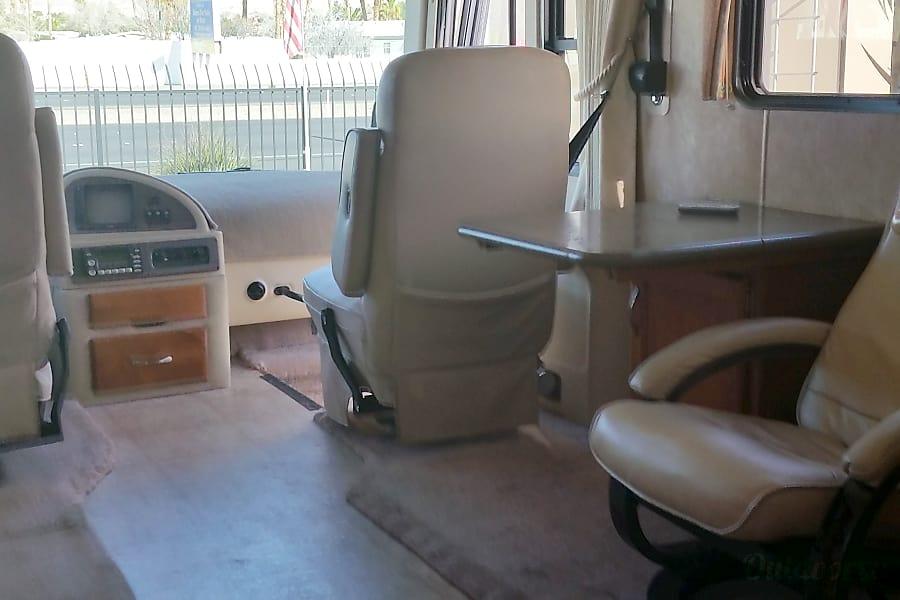 interior 2007 Monaco Lapalma Las Vegas, NV