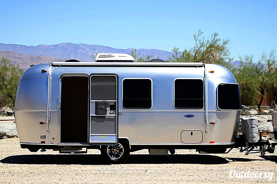 exterior 2016 Airstream Sport Inver Grove Heights, MN