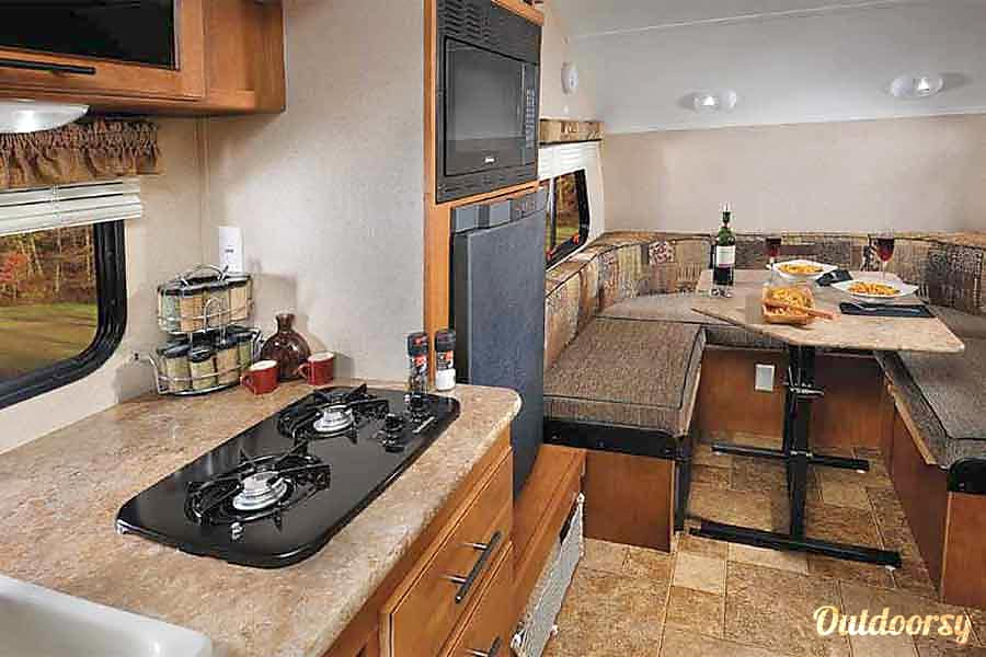 2014 Forest River R Pod Trailer Rental In Nampa Id Outdoorsy