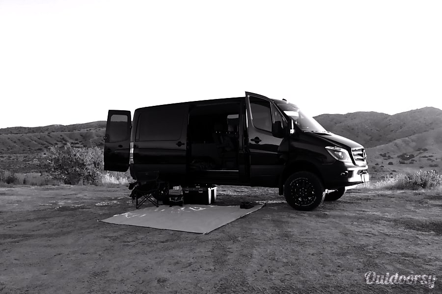 Stanley the 4x4 Sprinter! Encinitas, California