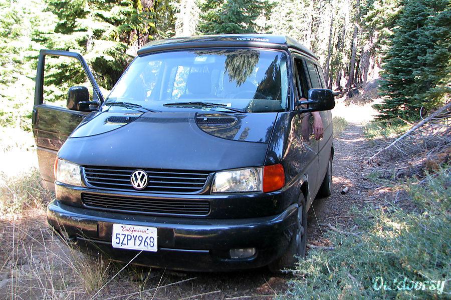 2002 Volkswagen Westfalia Eurovan Woodside, CA