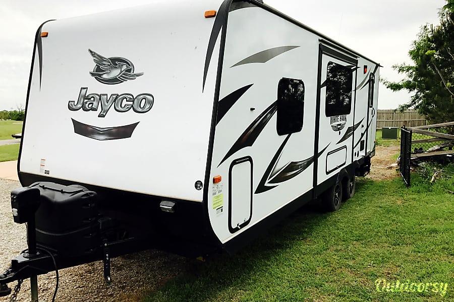 exterior 2016 Jayco White Hawk 24mbh Arcadia, Oklahoma