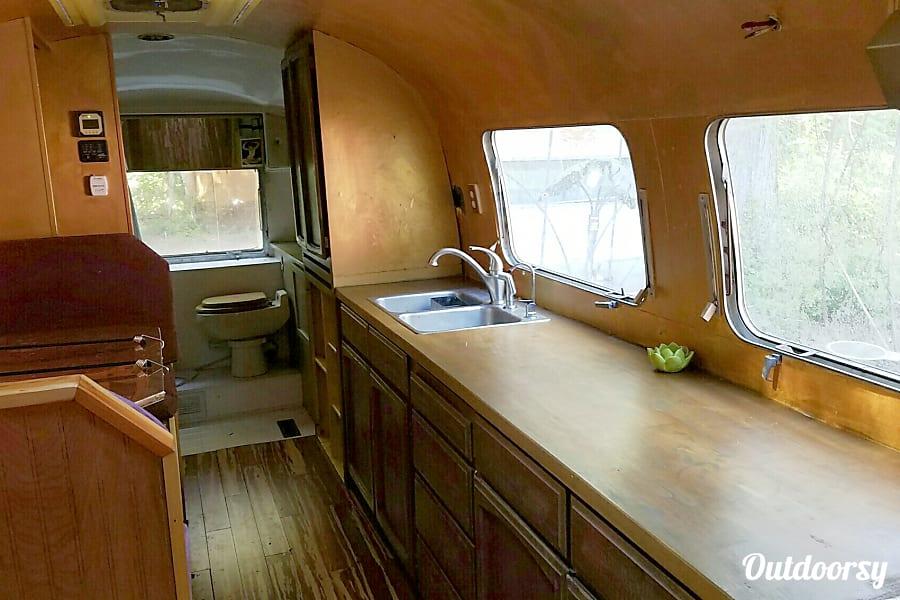 1969 Airstream International Port Townsend, Washington