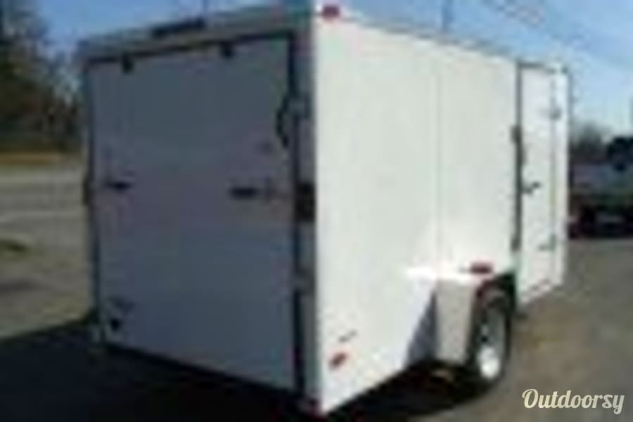 "exterior ""The Hauler"" - 2003 Haulmark TS6X12DS2 Monroe, GA"