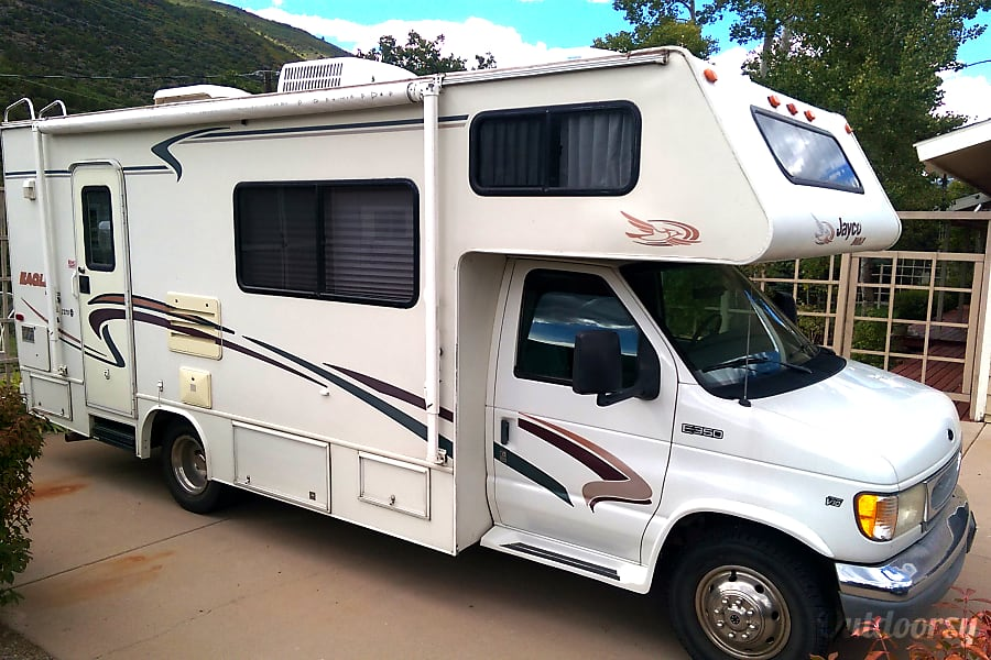 exterior Jayco 23 Glenwood Springs, CO