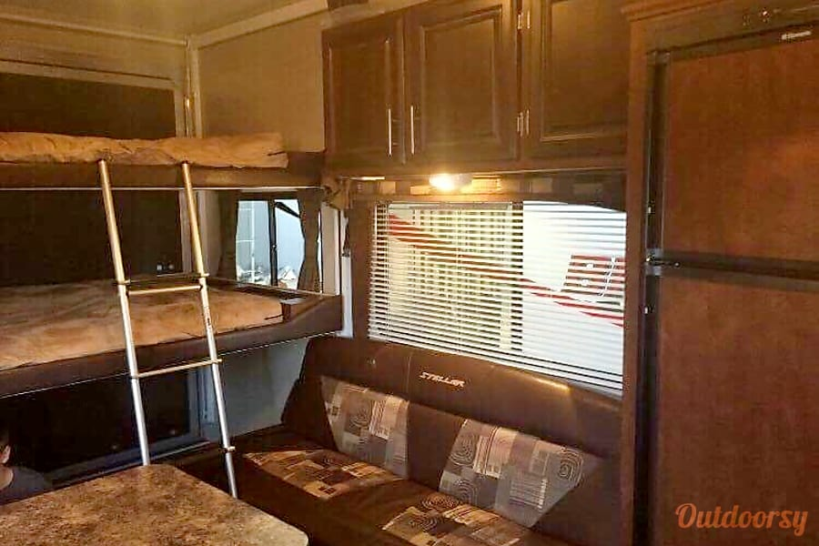 interior 2014 Eclipse Recreational Vehicles Stellar - Toy Hauler (Sleeps 6) Phoenix, AZ