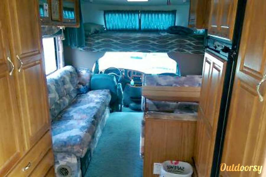 interior Jayco 23 Glenwood Springs, CO