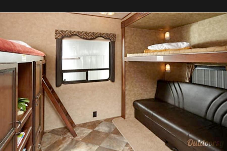 interior 2013 Crossroads Zinger Keyport, NJ