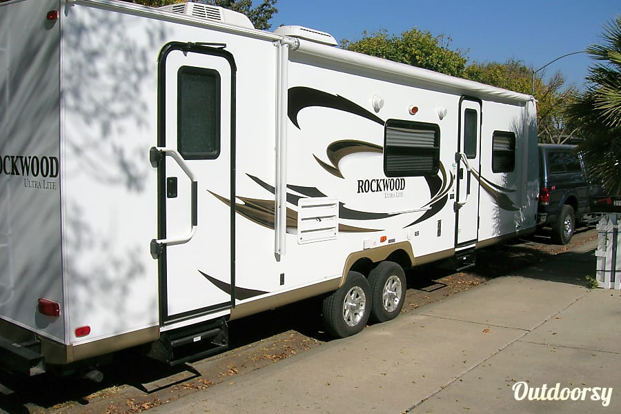 2012 Forest River Rockwood Ultra Lite Modesto, CA