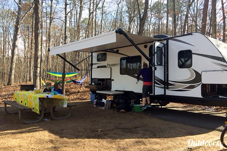 2017 Keystone Passport 239 ML (Double over Double Bunks!) Marietta, Georgia