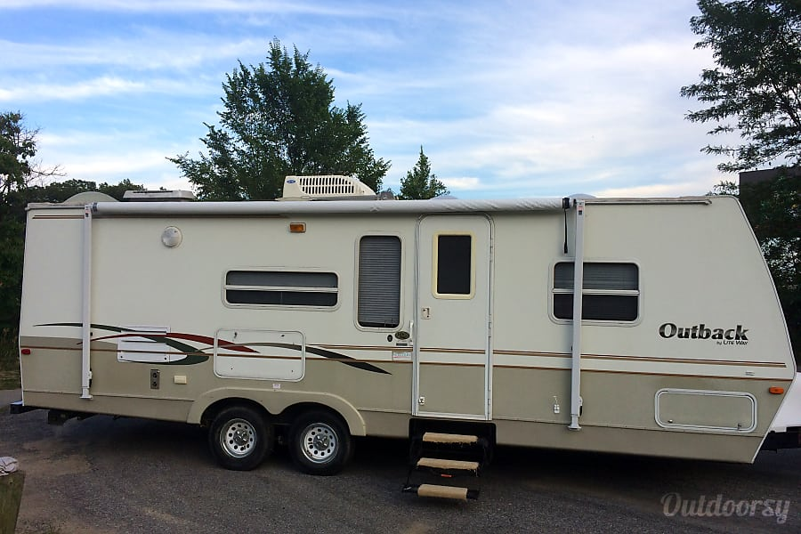 2003 Keystone Outback Coopersville, MI
