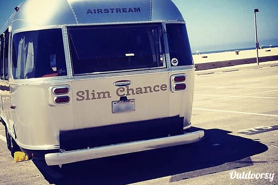 Slim Chance the Boho Airstream Los Angeles, CA