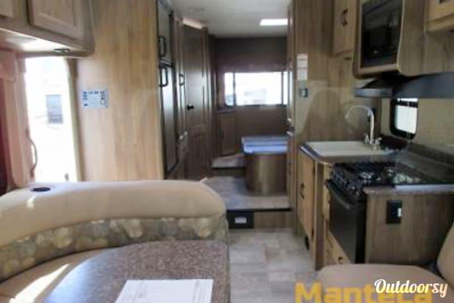 interior 2017 Arin's Coachmen RV Mountain House, CA