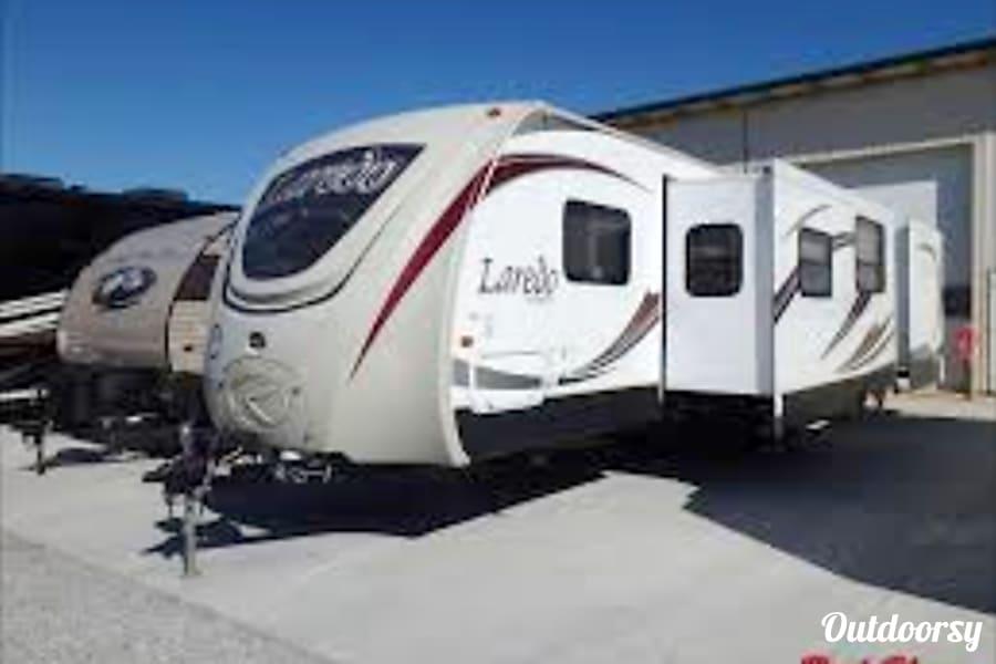 exterior 2012 Keystone Laredo Arvada, CO