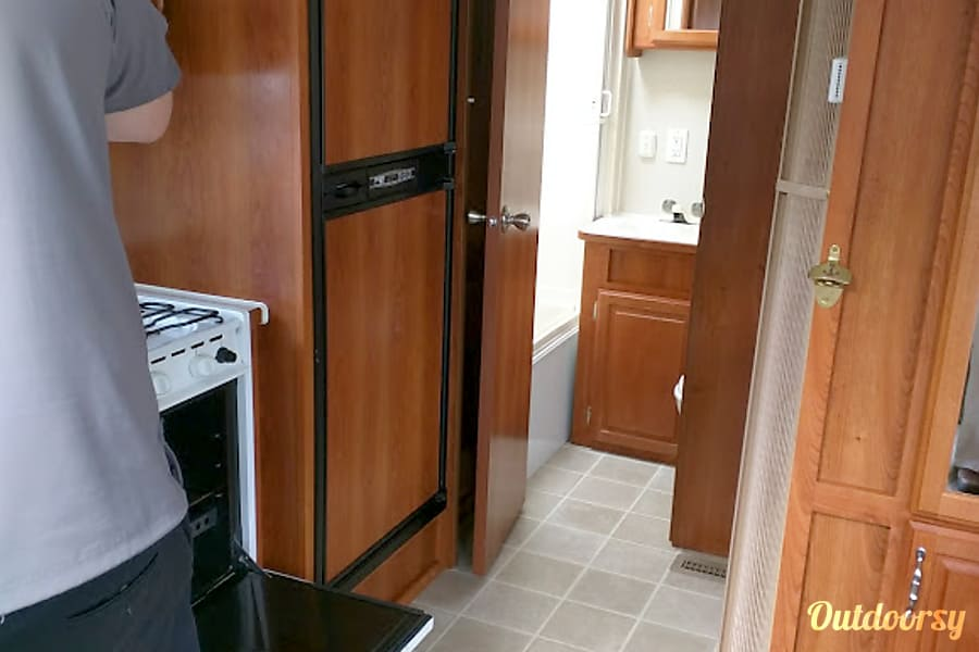 2006 Komfort Trailblazer Camano Island, WA