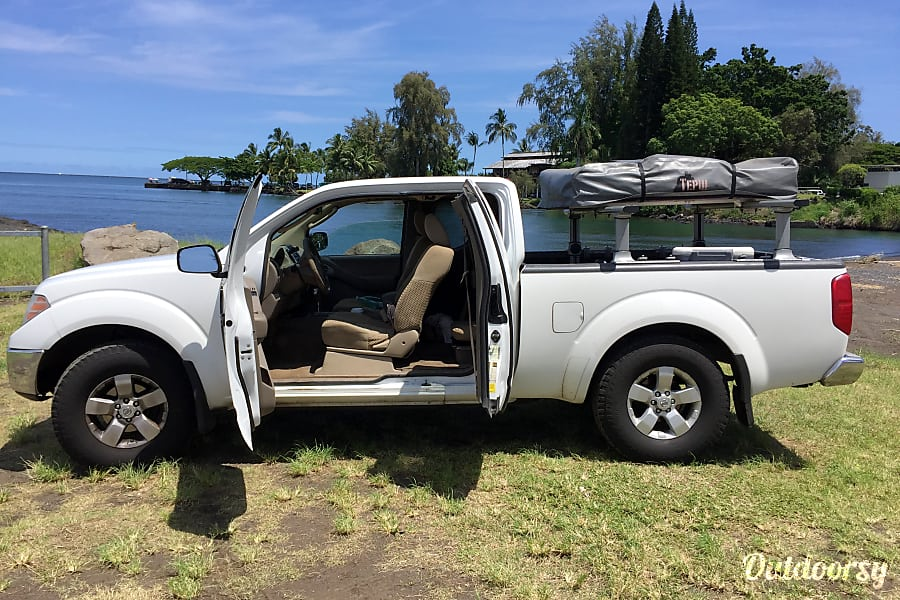 Good 2010 Nissan Frontier King Cab 4x4 Hilo, ...