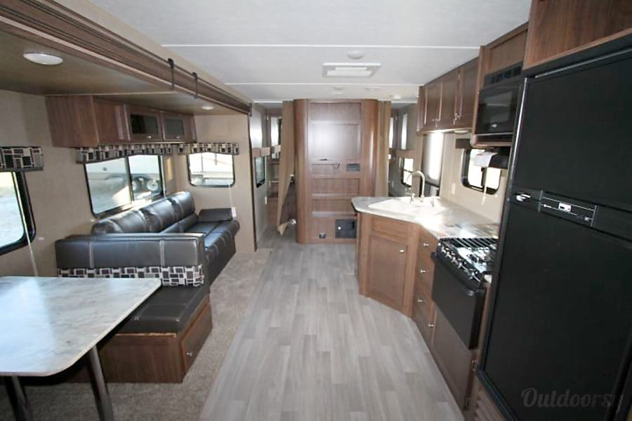 2015 Coleman by Dutchmen 262BH New Braunfels, TX