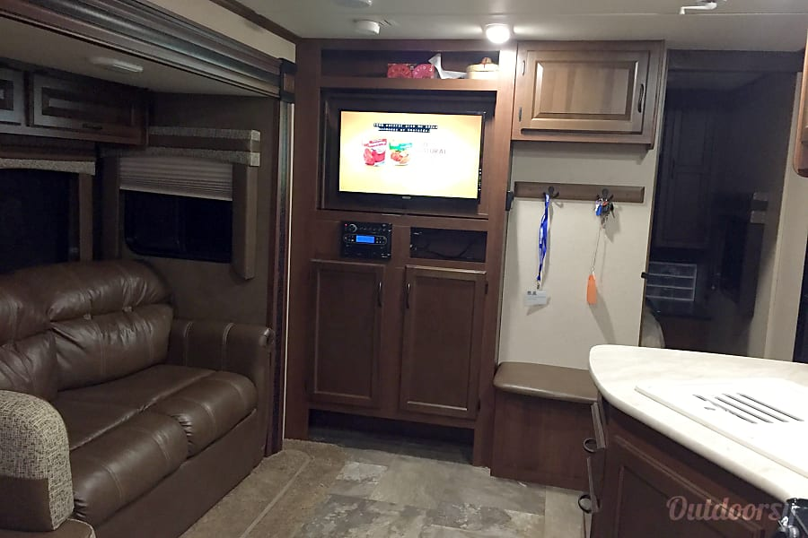interior 2015 Jayco Jay Flight Sahuarita, Arizona