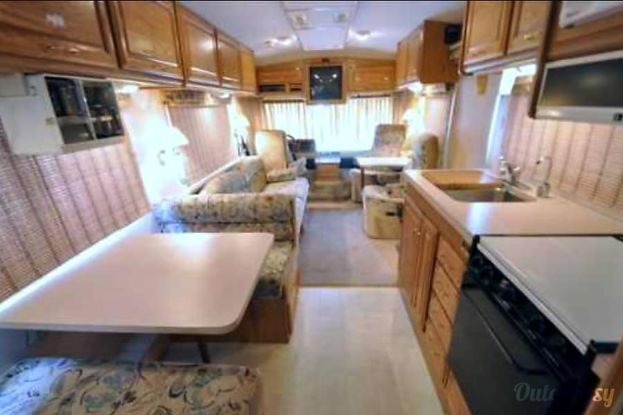 1997 Fleetwood Bounder San Jose, CA