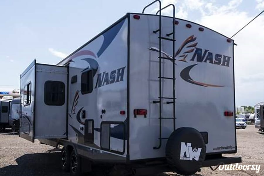 exterior '17 Northwood Nash 24M (Will Deliver) Longmont, CO