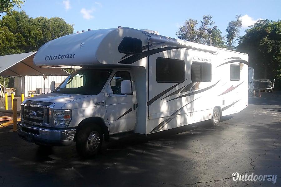 exterior (✿◠‿◠) FULLY LOADED FAMILY RV READY TO TRAVEL Miami, FL