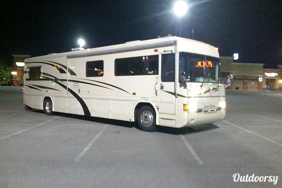 1999 Country Coach Intrigue 40 Needham, AL