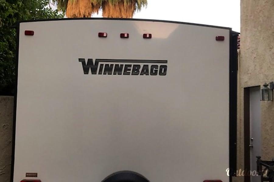 2016 Winnebago Minnie Winnie Bermuda Dunes, CA