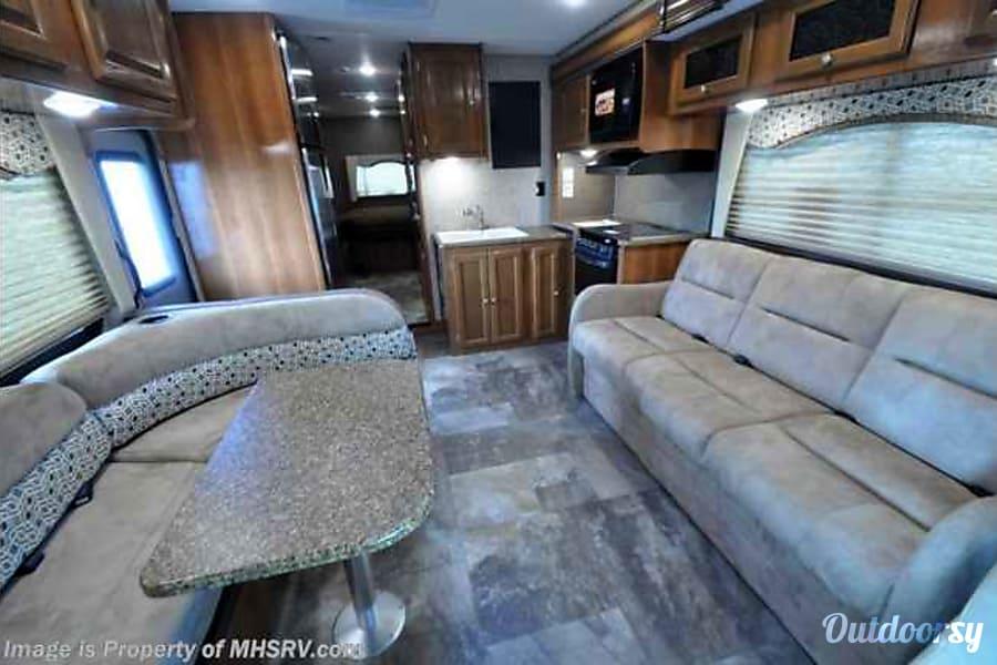 interior 2018 Coachmen Leprechaun-2 #110 Austin, TX