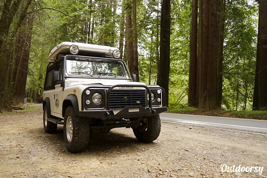Land Rover Defender San Francisco, CA