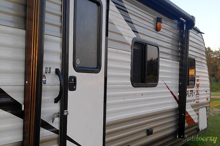 exterior 2015 Starcraft Ar-One-Cozy but loaded with charm! Olive Branch, Mississippi