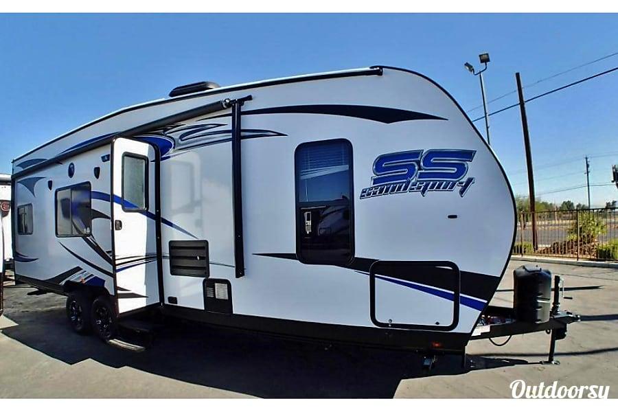 2018 Pacific Coachworks Sandsport Las Vegas, Nevada