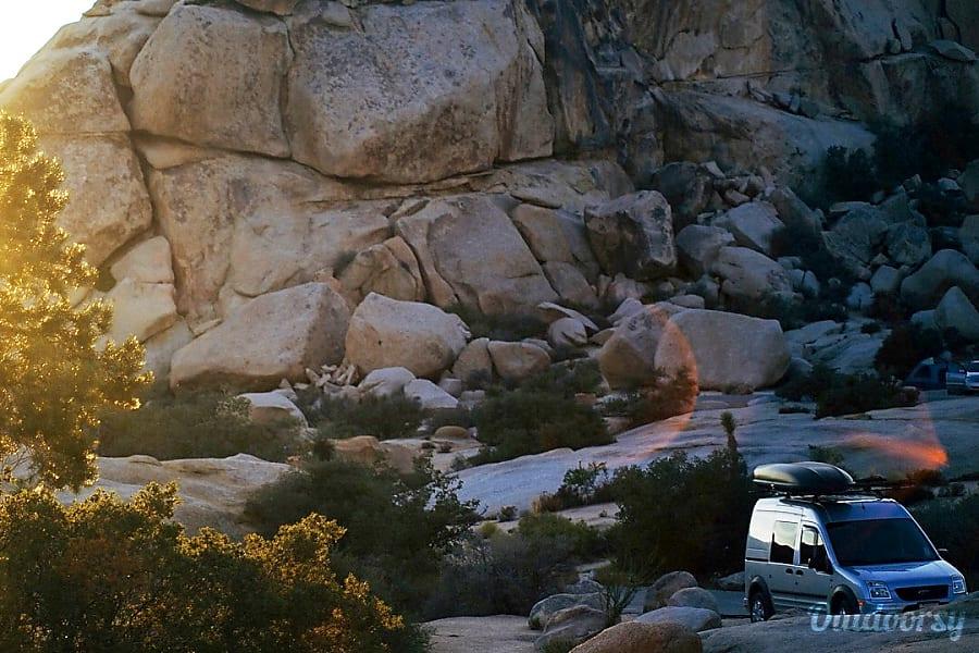 Ford Transit Adventure Van/Stealthy sleeper San Diego, CA