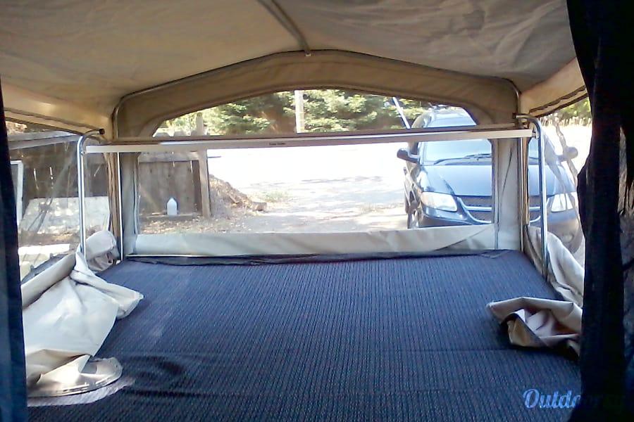 interior 1994 Starcraft Starflyer Chico, CA