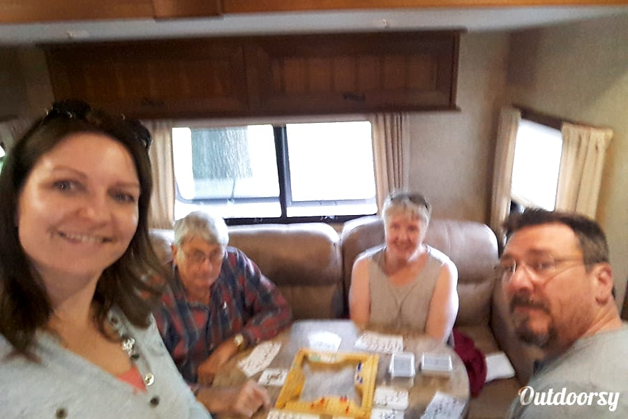 2015 Open Range Light Grand Prairie, Texas This is us with our parents in the RV.